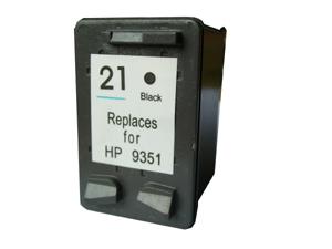 Náplně do HP Deskjet F2187, náhradní cartridge pro HP černá