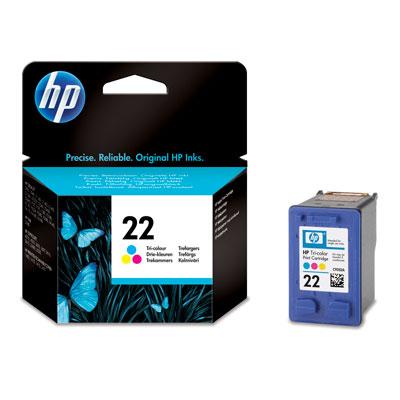 Náplně do HP Deskjet F370, cartridge pro HP barevná