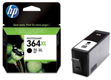 Náplně do HP Photosmart B109f, cartridge pro HP černá