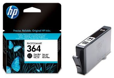 Náplně do HP Photosmart B110c, cartridge pro HP černá foto