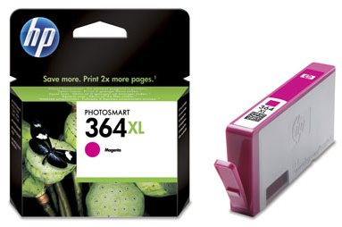 Náplně do HP Photosmart C6380, cartridge pro HP purpurová