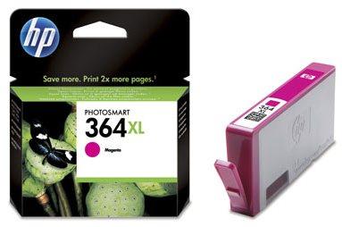 Náplně do HP Photosmart D5460, cartridge pro HP purpurová
