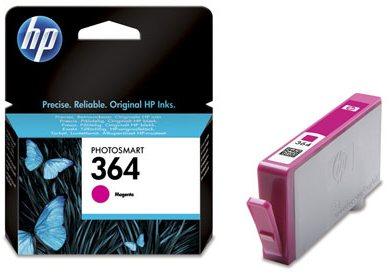Náplně do HP Photosmart Plus B209a, cartridge pro HP purpurová