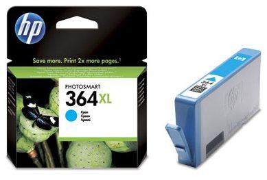 Náplně do HP Photosmart Wireless B109n, cartridge pro HP azurová