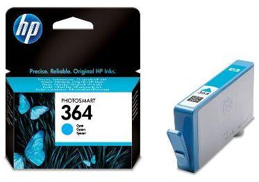 Náplně do HP Photosmart Wireless B110c, cartridge pro HP azurová