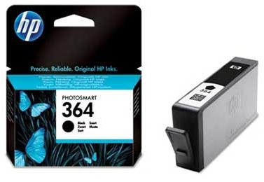 Náplně do HP Photosmart Wireless B110e, cartridge pro HP černá