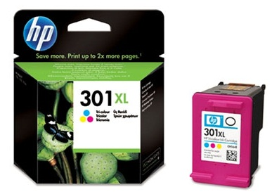 Náplně do HP Deskjet D3000, cartridge pro HP barevná