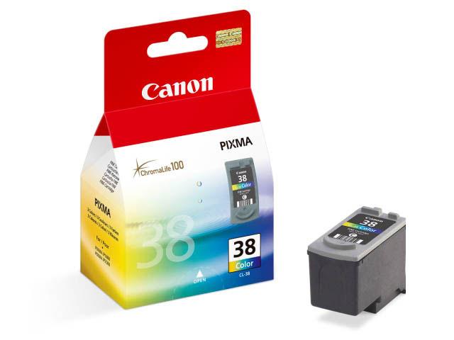 Náplně do Canon PIXMA iP2600, cartridge pro Canon barevná
