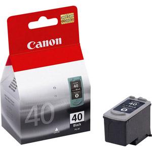 Náplně do Canon PIXMA iP1600, cartridge pro Canon černá