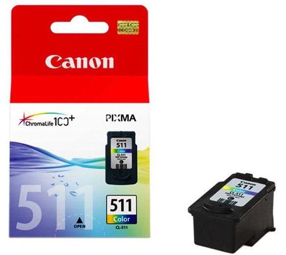 Náplně do Canon PIXMA iP2700, cartridge pro Canon barevná