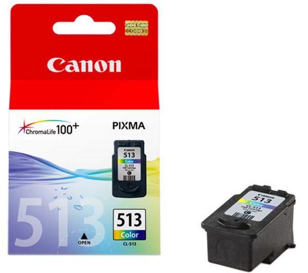 Náplně do Canon PIXMA MP252, cartridge pro Canon barevná