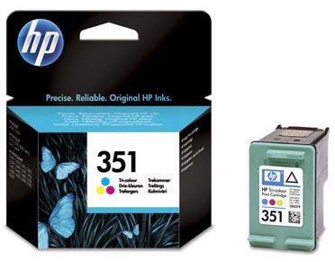 Náplně do HP Photosmart C4340, cartridge pro HP barevná