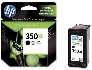 Náplně do HP Photosmart C4585, cartridge pro HP černá