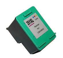 Náplně do HP Photosmart C5280, náhradní cartridge pro HP barevná