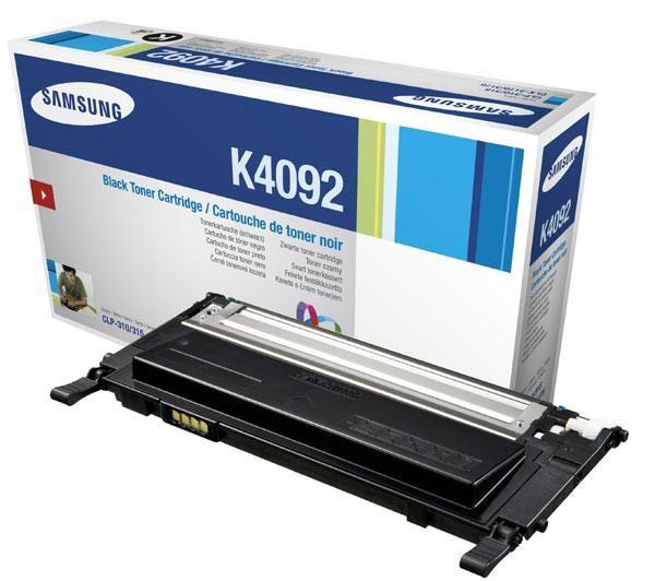 Náplně do Samsung CLX-3170, toner pro Samsung černý