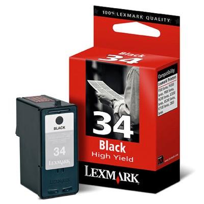 Náplně do Lexmark X5495, cartridge pro Lexmark černá