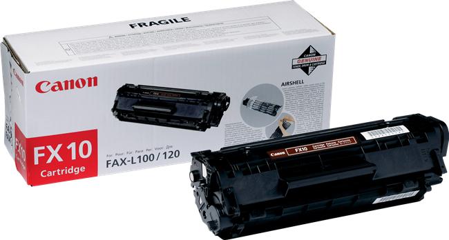 Náplně do Canon i-SENSYS MF4010, toner pro Canon černý