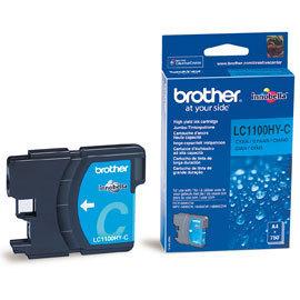 Náplně do Brother DCP-6690CW, cartridge pro Brother azurová