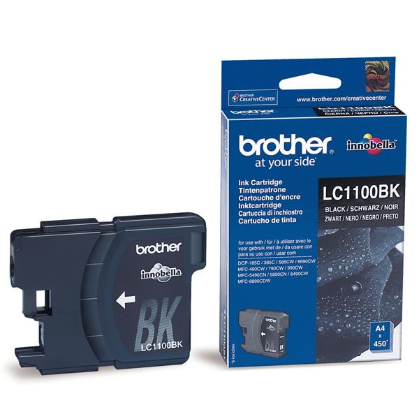 Náplně do Brother MFC-5895CW, cartridge pro Brother černá