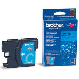 Náplně do Brother MFC-5895CW, cartridge pro Brother azurová