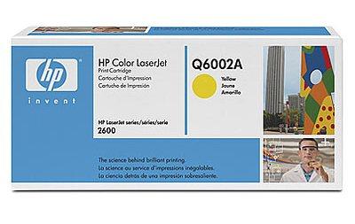 Náplně do HP Color LaserJet 2600n, toner pro HP žlutý