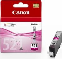 Náplně do Canon PIXMA iP3600, cartridge pro Canon purpurová
