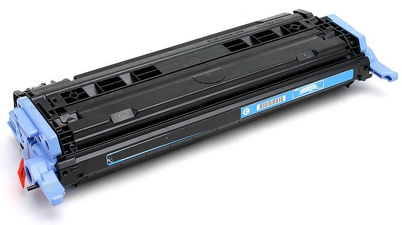 Náplně do HP Color LaserJet CM1015 MFP, náhradní toner pro HP azurový