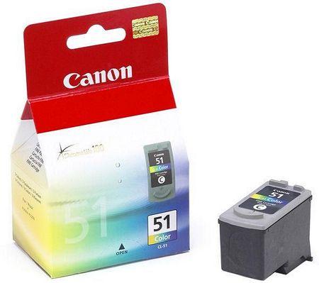 Náplně do Canon PIXMA MP450x, cartridge pro Canon barevná