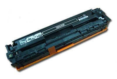 Náplně do HP Color LaserJet CP1215, náhradní toner pro HP černý