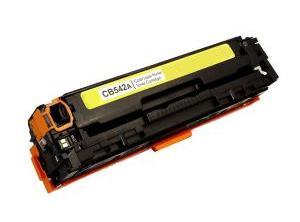 Náplně do HP Color LaserJet CP1215, náhradní toner pro HP žlutý