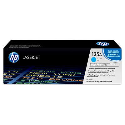 Náplně do HP Color LaserJet CM1312mfp, toner pro HP azurový
