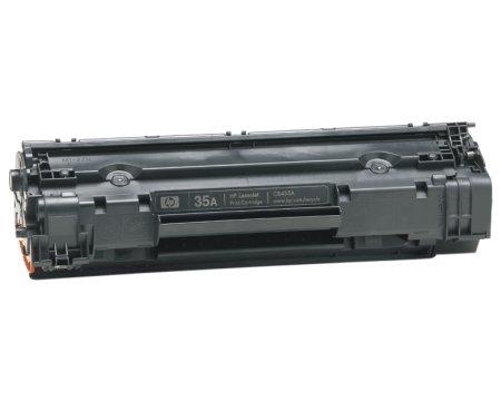 Náplně do HP LaserJet P1005, náhradní toner pro HP černý