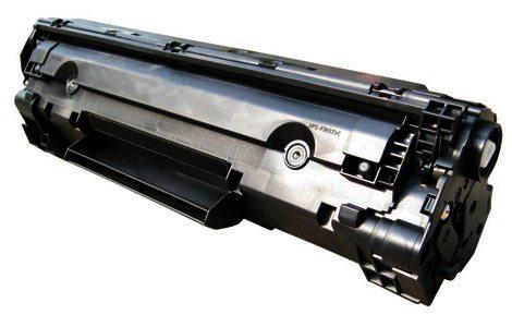 Náplně do HP LaserJet M1522n, náhradní toner pro HP černý