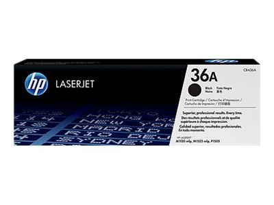 Náplně do HP LaserJet M1522n, toner pro HP černý
