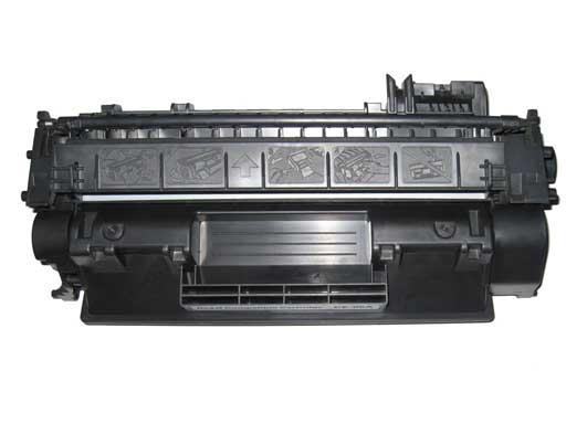 Náplně do HP LaserJet 1000w, náhradní víceobjemový toner pro HP černý