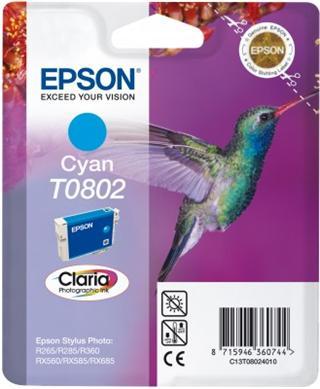 Náplně do Epson Stylus Photo PX660W, cartridge pro Epson azurová