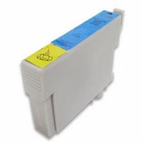 Náplně do Epson Stylus Photo PX710W, náhradní cartridge pro Epson azurová