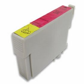 Náplně do Epson Stylus Photo PX730WD, náhradní cartridge pro Epson purpurová
