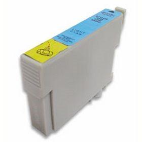 Náplně do Epson Stylus Photo R265, náhradní cartridge pro Epson světle azurová