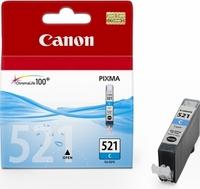 Náplně do Canon PIXMA MP550, cartridge pro Canon azurová