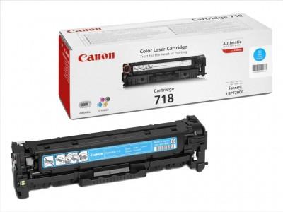 Náplně do Canon i-SENSYS MF8380, toner pro Canon azurový