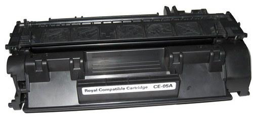 Náplně do HP LaserJet P2035, náhradní toner pro HP černý