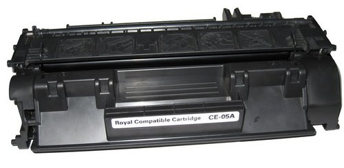 Náplně do HP LaserJet P2055, náhradní toner pro HP černý
