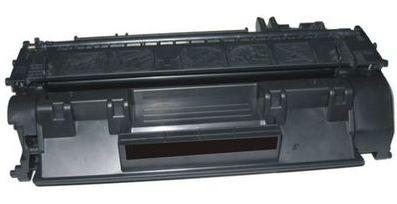 Náplně do HP LaserJet P2055DN, víceobjemový náhradní toner pro HP černý