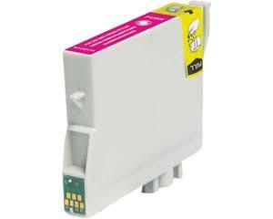 Náplně do Epson Stylus DX3800, náhradní cartridge pro Epson purpurová