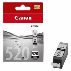 Náplně do Canon PIXMA MP640, cartridge pro Canon černá velká