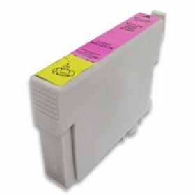 Náplně do Epson Stylus Photo R340, náhradní cartridge pro Epson světle purpurová