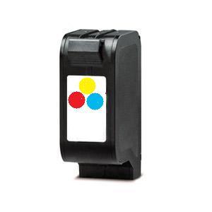 Náplně do HP Deskjet 6127, náhradní cartridge pro HP barevná