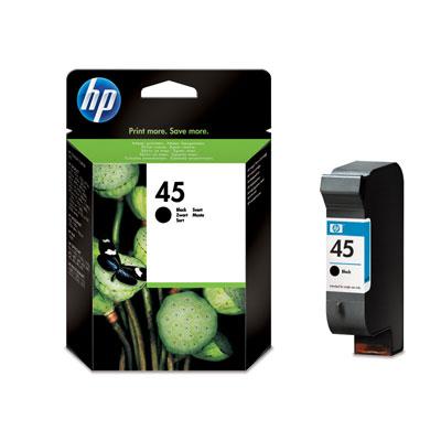Náplně do HP Deskjet 995c, cartridge pro HP černá
