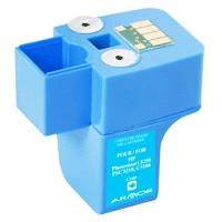 Náplně do HP Photosmart D6160, náhradní cartridge pro HP azurová